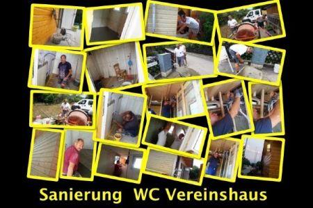 Sanierung WC Anlage Gneixendorf 2015